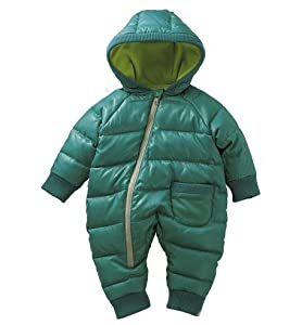 Combinaison Manteau Doudoune Ski Sports d'Hiver Bébé/Enfant Vert 12