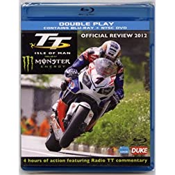 TT 2012 Review (Blu-ray/DVD Combo) (US Version) incl Standard NTSC DVD