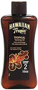 Hawaiian Tropic Tanning Oil Intense SPF 2 200 ml