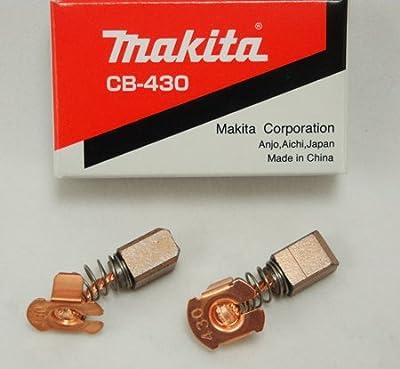 Makita Carbon Brush, CB-430, (191971-3)