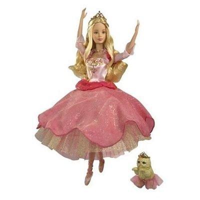 Mattel - Barbie J8887-0 - Prinzessin Genevieve