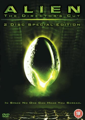 Alien: The Director's Cut (Two Disc Special Edition) [DVD] [1979]