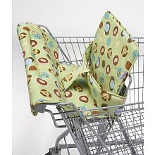 NoJo Secure-Me 2 in 1 Travel Seat - Jungle Tales