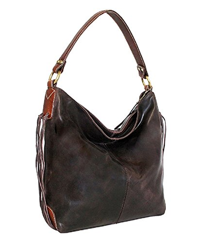 ladies-100-leather-designer-jasmine-hobo-handbag-shoulder-bag-by-nino-bossi-chocolate-brown