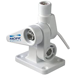 Pacific Aerials Longreach Pro Nylon Vhf Ant Ratchet Mount (Part #P6151 By Pacific Aerials)