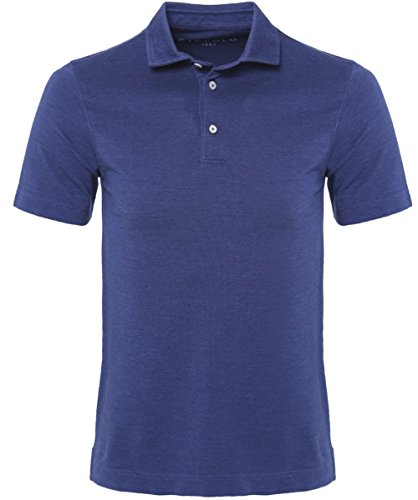 Circolo 1901 Polo in piquet tinti Blu M