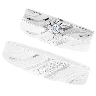 Diamond Engagement Ring - Size 7