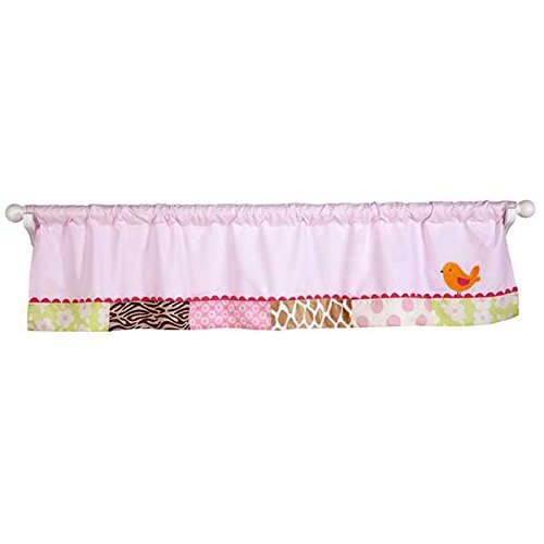 Carter's Jungle Collection Window Valance