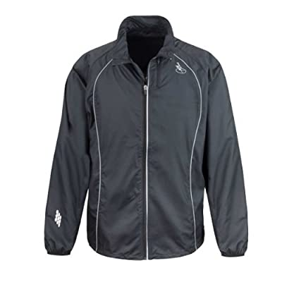 Time To Run Men's Windproof Running Jacket by Time To Run
