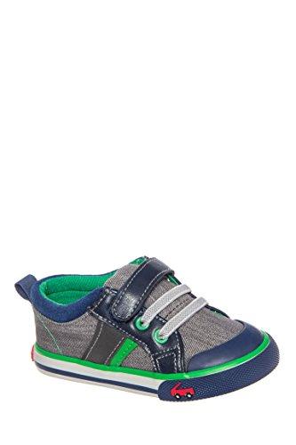 Toddler's Sammi Denim Sneaker