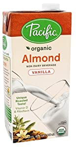 Pacific Foods Almond Milk Review