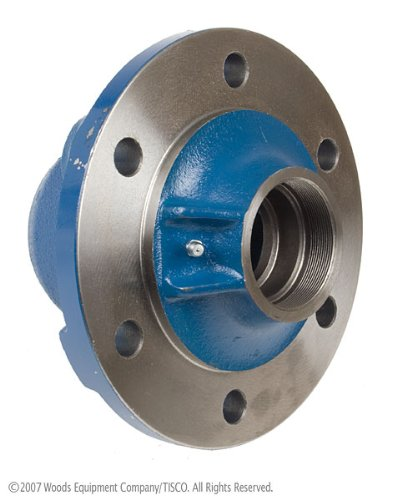 Tisco C9Nn1104D Replacement Part For Ford Tractors 5000 Hub & Bearings Front....