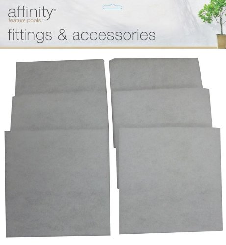 Blagdon Affinity Window Pads (Pack of 6)