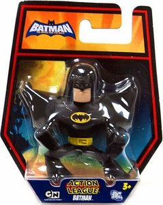 DC Batman Brave and the Bold Action League Mini Figure Batman with Wings - 1