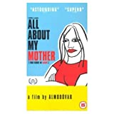 All About My Mother [VHS] Reviews