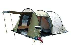marechal ocean 4 coton tente tunnel familiale sports et loisirs. Black Bedroom Furniture Sets. Home Design Ideas