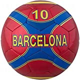 Vizari Club Series Soccer Ball - Barcelona, Size 4