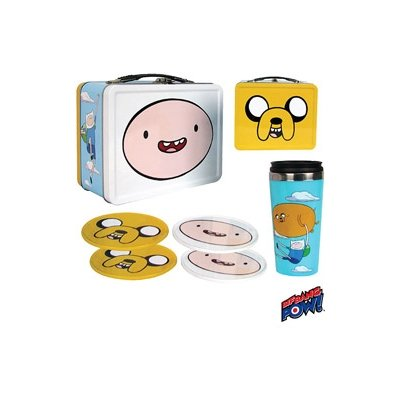 Adventure Time Bif Bang Pow! Exclusive Tin Tote Gift Set