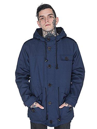 Elevencult -  Cappotto  - Uomo Blau S