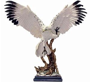 Amazon.com - Giuseppe Armani Figurine White Hawk 457-S