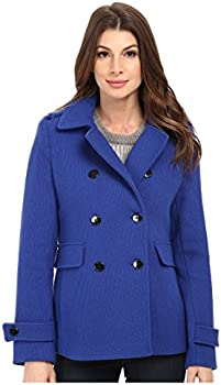 Calvin Klein Double Wool Women Coat