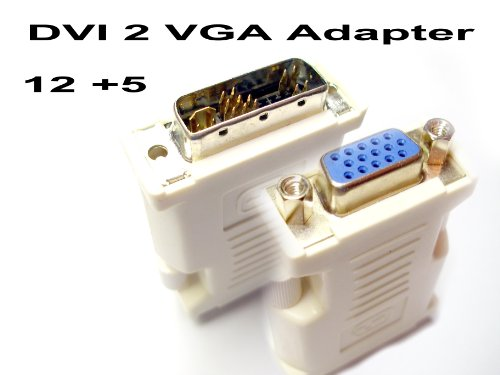 DVI to VGA Adapter Converter J8461 0j8461 DVI 12 + 5 m zu VGA w