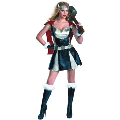Thor Girl Costume - Small - Small