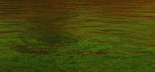 """Northern Lights"" Awesome Single Panel Modern Artwork on Canvas"