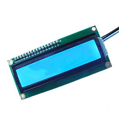Luo Iic I2C/Spi/Twi Lcd1602 Module (Arduino Compatible)