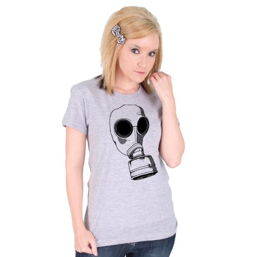 Gas Mask American Apparel T-shirt