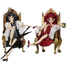 アクセル・ワールド 純色の王スペシャルフィギュア 黒雪姫 ・ ニコ 全2種セット