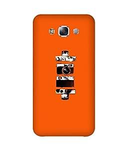 Camera Love Samsung Galaxy E5 Case