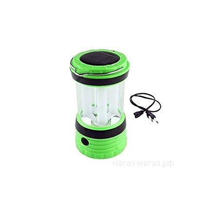 Kawachi-YT-821-Portable-LED-Solar-Rechargeable-Camping-Lantern