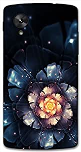 Timpax protective Armor Hard Bumper Back Case Cover. Multicolor printed on 3 Dimensional case with latest & finest graphic design art. Compatible with Google Nexus-5 Design No : TDZ-24986