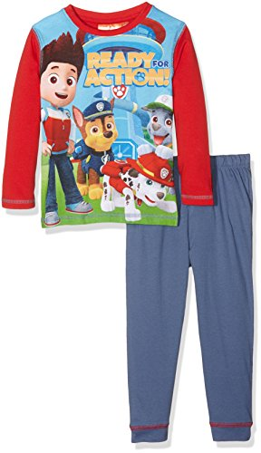 nickelodeon-paw-patrol-ready-for-action-pijama-para-ninos-red-amarante-6-anos