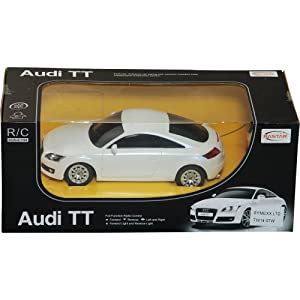 Remote Control Car - 1:24 scale RC Audi TT: Amazon.co.uk ...