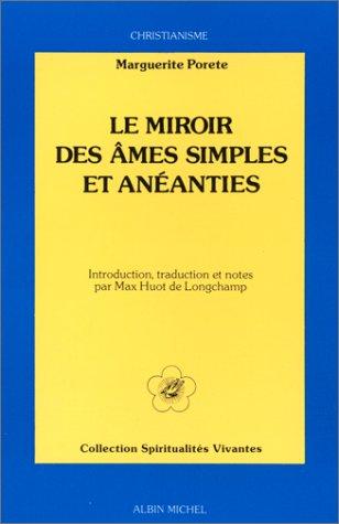 Livre le miroir des mes simples et an anties et qui for Le miroir du desir