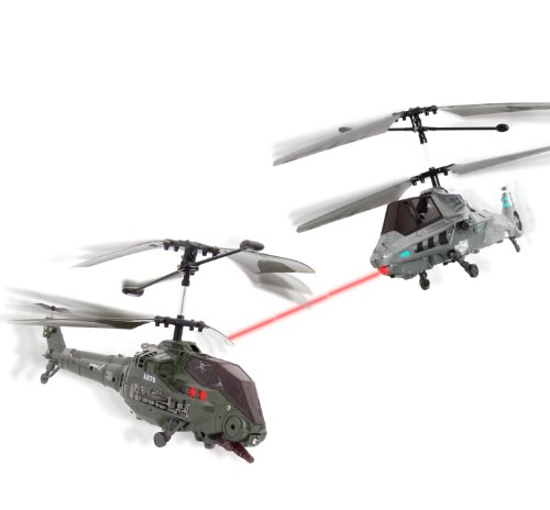 thumbsUp! RC Battle Helicopters