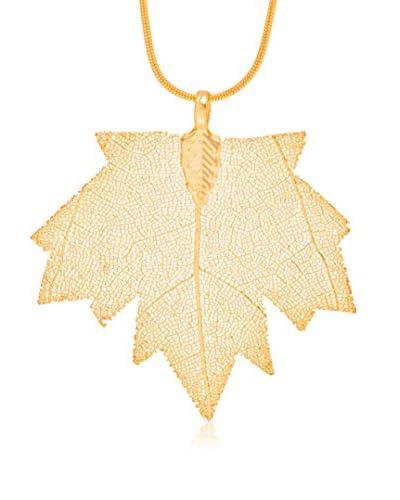 Ana Natural Leaves Colgante HD021 Oro