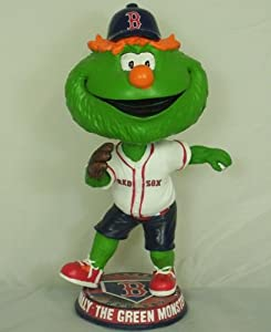 Boston Red Sox Mascot 2010 Big Head Bobble by Forever Collectibles