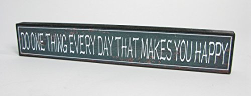 schild-holzschild-antik-look-grun-braun-do-one-thing-every-day-that