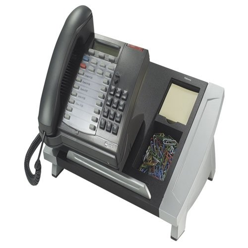 Fellowes(R) Office Suites Desktop Telephone Stand, 4