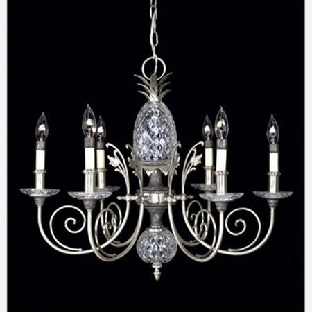 What are the features of quoizel pineapple chandeliers qg500 quoizel pineapple chandeliers qg500sv aloadofball Gallery