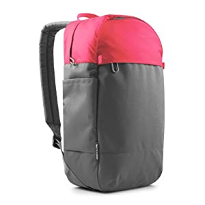 Incase Campus Compact Backpack - Hot Pink/Charcoal Gray - CL55468