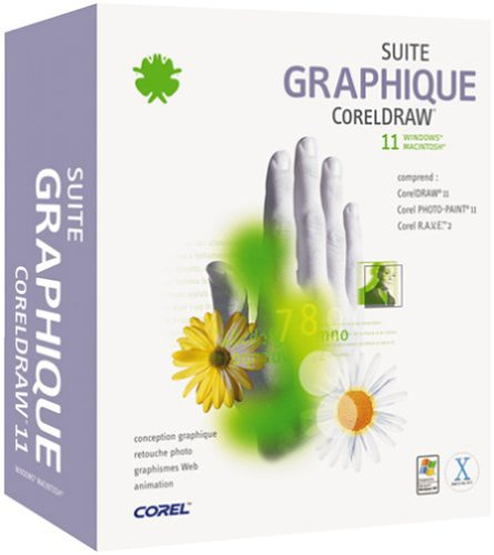 Coreldraw Graphics Suite 11 French