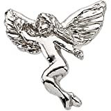 Dancing Angel Lapel Pin by US Gems