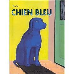 Chien bleu - Nadja