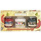 Yankee Candle 'Christmas Past' 3 x Small Jars Gift Set