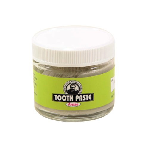 Anise Toothpaste 3Oz Toothpaste By Uncle Harry'S Natural Products