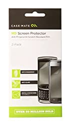 Case-Mate CM026790 Screen Protectors for Sony Xperia Z (Pack of 2)